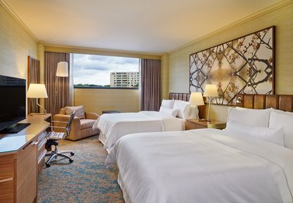 The Westin Crystal City, DC 22202 near Ronald Reagan Washington National Airport View Point 12
