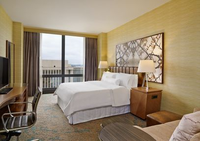 The Westin Crystal City, DC 22202 near Ronald Reagan Washington National Airport View Point 6