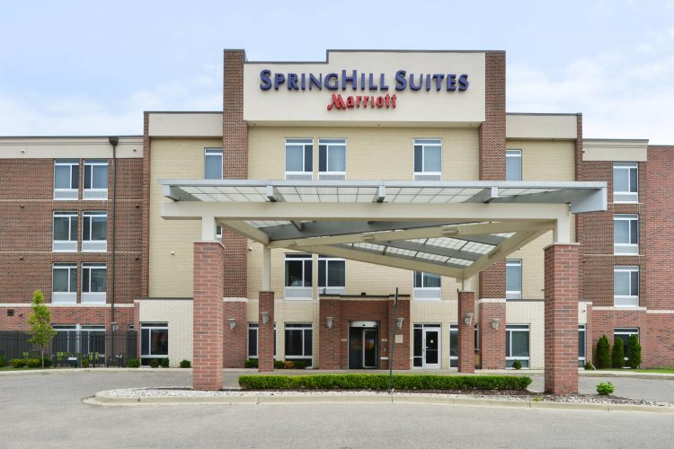 SpringHill Suites by Marriott Detroit Metro Airport Romulus, MI 48174 near Detroit Metropolitan Wayne County Airport View Point 19