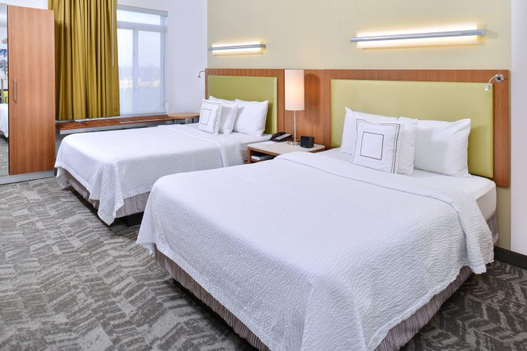 SpringHill Suites by Marriott Detroit Metro Airport Romulus, MI 48174 near Detroit Metropolitan Wayne County Airport View Point 10