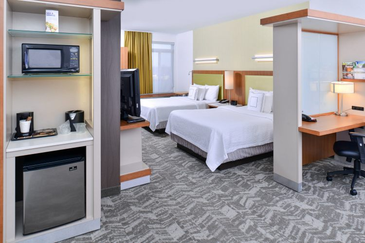 SpringHill Suites by Marriott Detroit Metro Airport Romulus, MI 48174 near Detroit Metropolitan Wayne County Airport View Point 9