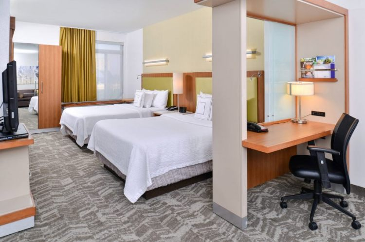 SpringHill Suites by Marriott Detroit Metro Airport Romulus, MI 48174 near Detroit Metropolitan Wayne County Airport View Point 8