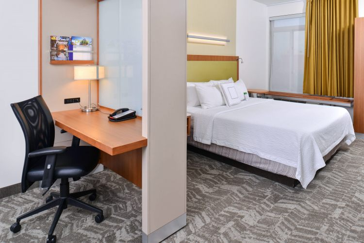 SpringHill Suites by Marriott Detroit Metro Airport Romulus, MI 48174 near Detroit Metropolitan Wayne County Airport View Point 6