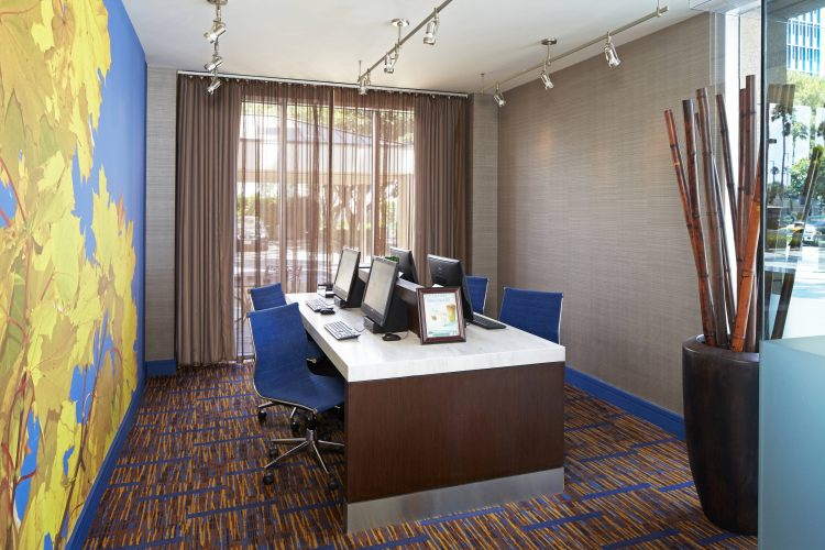 Courtyard by Marriott Los Angeles LAX/Century Boulevard, CA 90045 near Los Angeles International Airport View Point 33