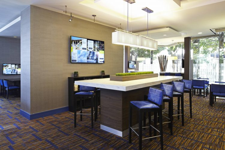 Courtyard by Marriott Los Angeles LAX/Century Boulevard, CA 90045 near Los Angeles International Airport View Point 28