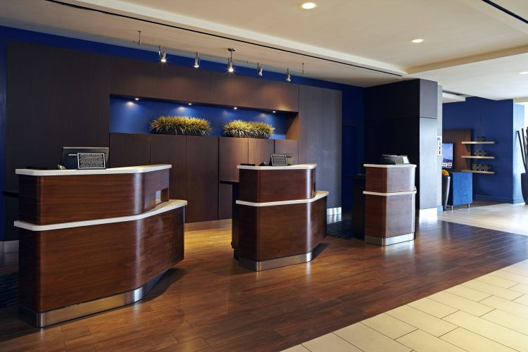 Courtyard by Marriott Los Angeles LAX/Century Boulevard, CA 90045 near Los Angeles International Airport View Point 24