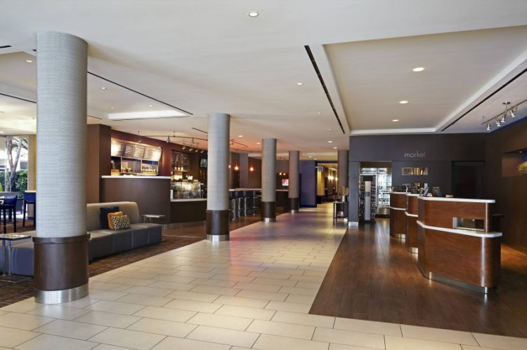 Courtyard by Marriott Los Angeles LAX/Century Boulevard, CA 90045 near Los Angeles International Airport View Point 23