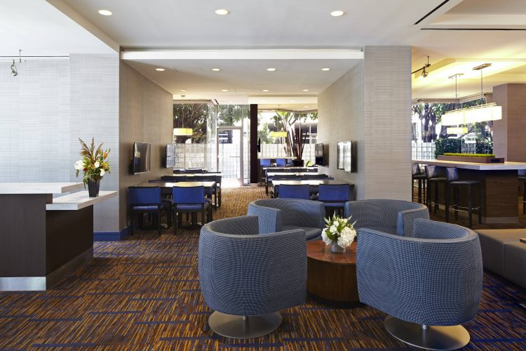 Courtyard by Marriott Los Angeles LAX/Century Boulevard, CA 90045 near Los Angeles International Airport View Point 22