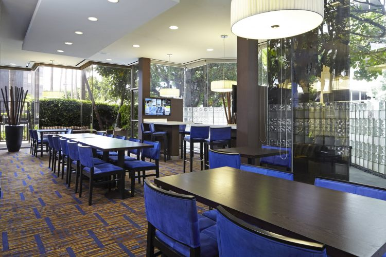 Courtyard by Marriott Los Angeles LAX/Century Boulevard, CA 90045 near Los Angeles International Airport View Point 17
