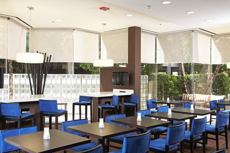 Courtyard by Marriott Los Angeles LAX/Century Boulevard, CA 90045 near Los Angeles International Airport View Point 13