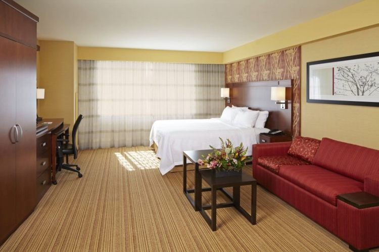 Courtyard by Marriott Los Angeles LAX/Century Boulevard, CA 90045 near Los Angeles International Airport View Point 9
