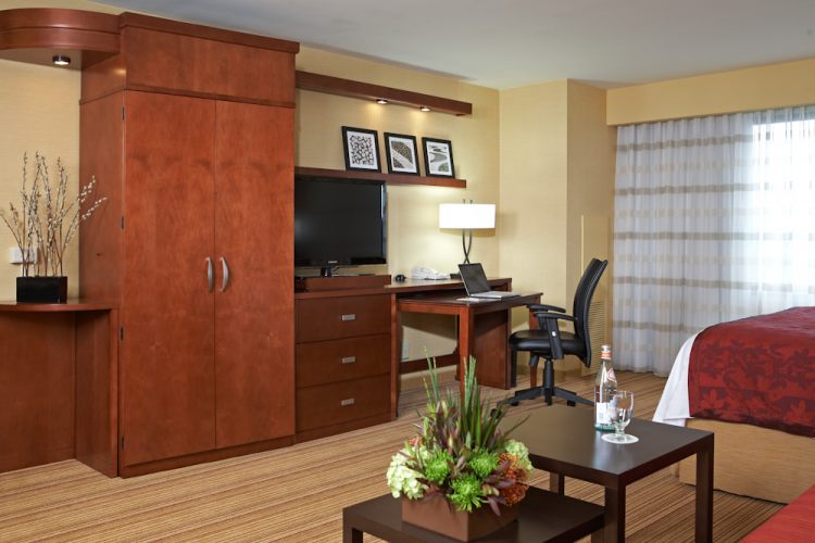 Courtyard by Marriott Los Angeles LAX/Century Boulevard, CA 90045 near Los Angeles International Airport View Point 2