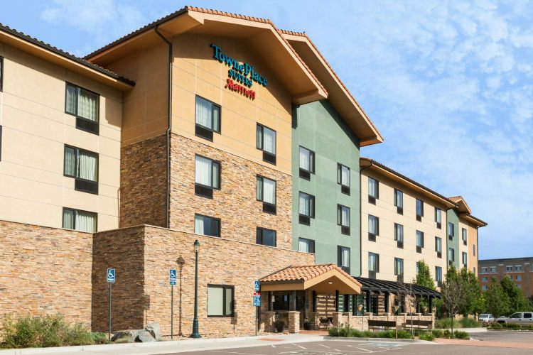 TownePlace Suites Denver Airport at Gateway Park, CO 80239 near Denver International Airport (succeeded Stapleton Airport) View Point 1