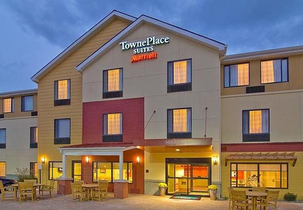 TownePlace Suites Denver Airport at Gateway Park, CO 80239 near Denver International Airport (succeeded Stapleton Airport) View Point 24