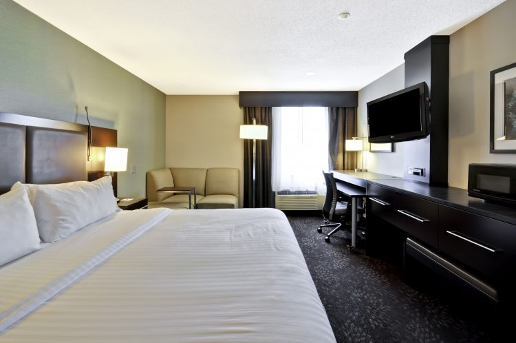 Holiday Inn Express Detroit Metro Airport, MI 48174 near Detroit Metropolitan Wayne County Airport View Point 6