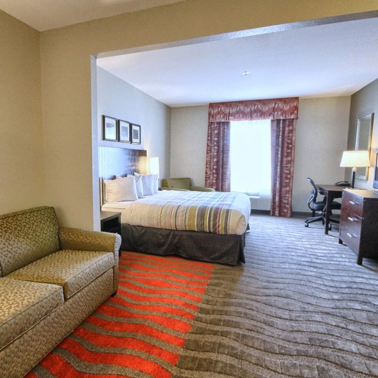 Country Inn & Suites by Radisson, Dearborn, MI 48124 near Detroit Metropolitan Wayne County Airport View Point 6