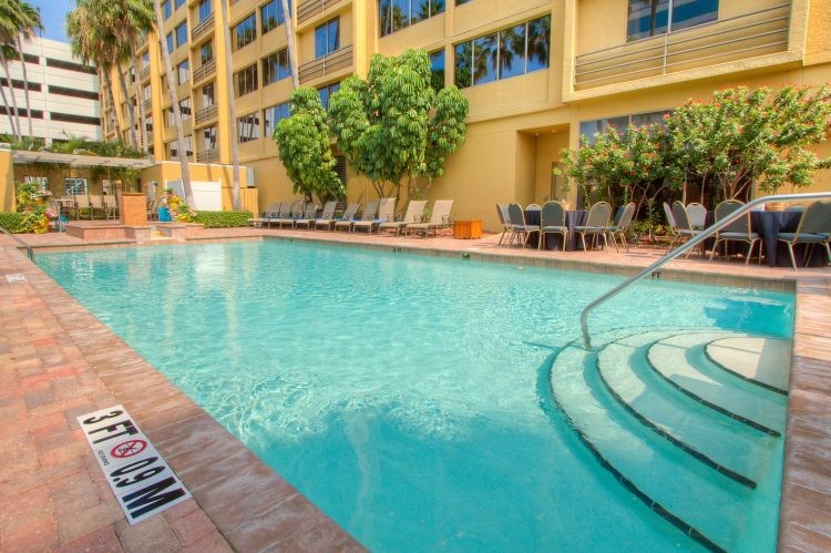HOLIDAY INN WESTSHORE AIRPORT AREA, FL 33609 near Tampa International Airport View Point 21
