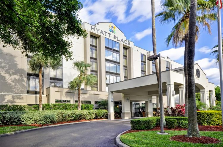 Hyatt Place Tampa Airport/Westshore, FL 33607 near Tampa International Airport View Point 1