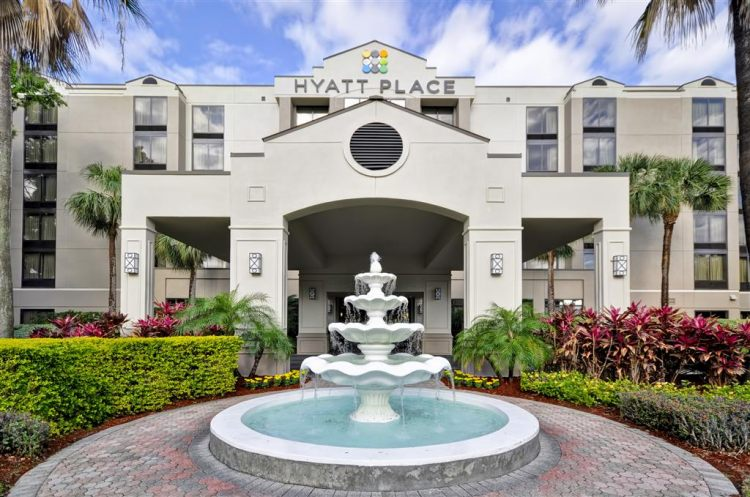 Hyatt Place Tampa Airport/Westshore, FL 33607 near Tampa International Airport View Point 30