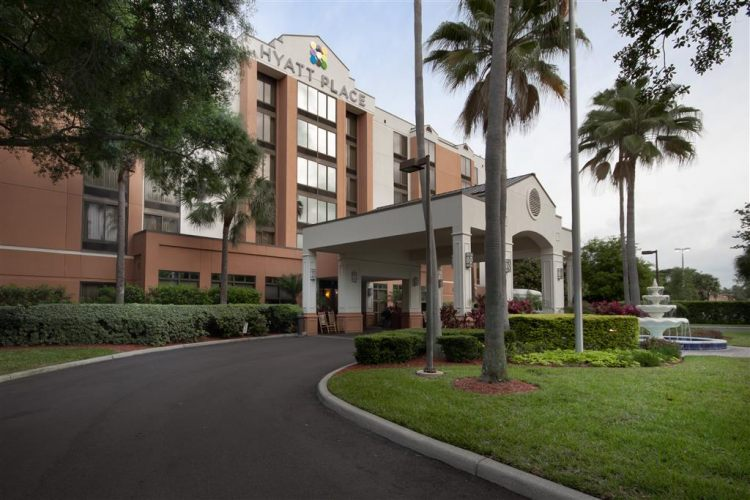 Hyatt Place Tampa Airport/Westshore, FL 33607 near Tampa International Airport View Point 28