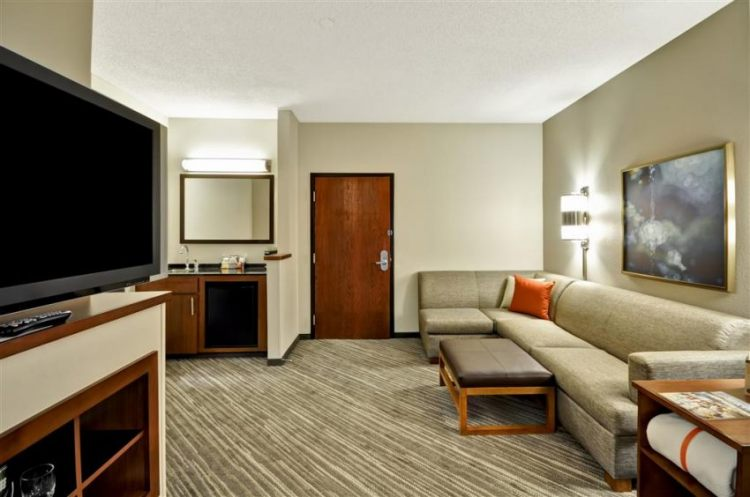 Hyatt Place Tampa Airport/Westshore, FL 33607 near Tampa International Airport View Point 8