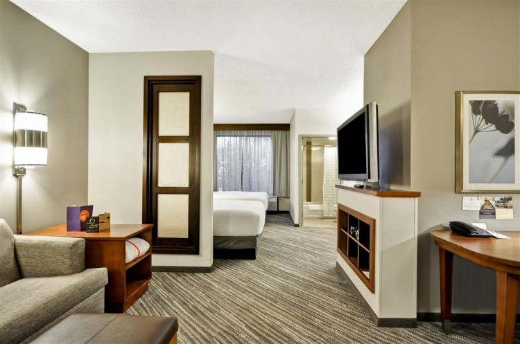 Hyatt Place Tampa Airport/Westshore, FL 33607 near Tampa International Airport View Point 4