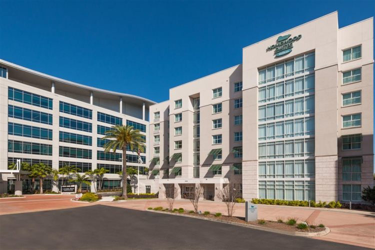 Homewood Suites by Hilton Tampa Airport - Westshore, FL 33607 near Tampa International Airport View Point 1