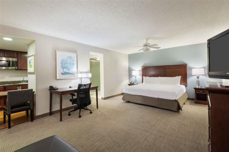 Homewood Suites by Hilton Tampa Airport - Westshore, FL 33607 near Tampa International Airport View Point 12