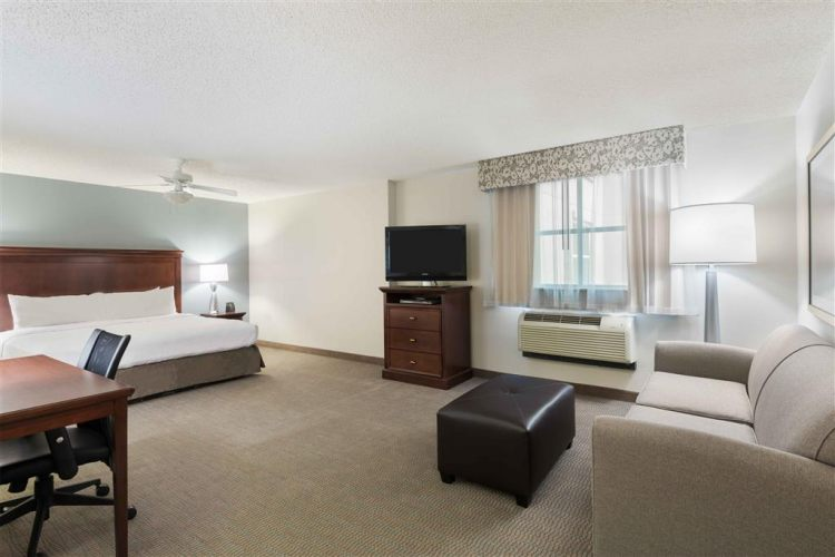 Homewood Suites by Hilton Tampa Airport - Westshore, FL 33607 near Tampa International Airport View Point 10