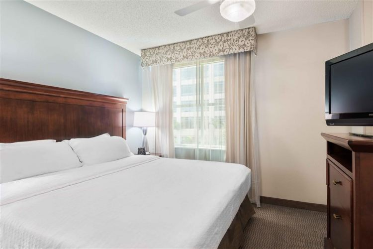Homewood Suites by Hilton Tampa Airport - Westshore, FL 33607 near Tampa International Airport View Point 2