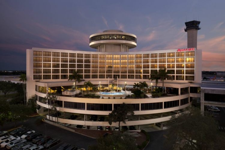 Tampa Airport Marriott, FL 33607 near Tampa International Airport View Point 1