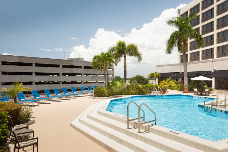 Tampa Airport Marriott, FL 33607 near Tampa International Airport View Point 17