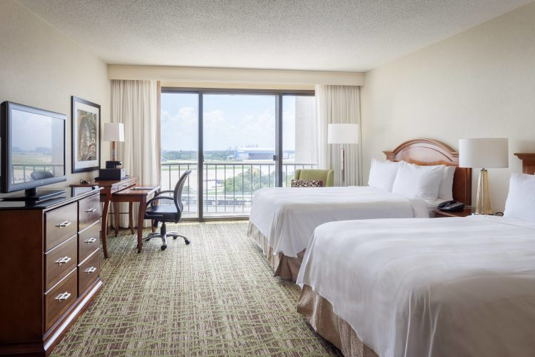 Tampa Airport Marriott, FL 33607 near Tampa International Airport View Point 14