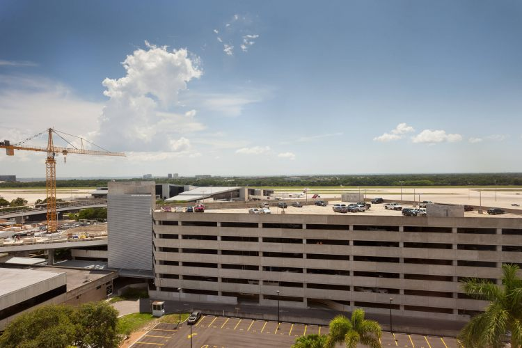 Tampa Airport Marriott, FL 33607 near Tampa International Airport View Point 11