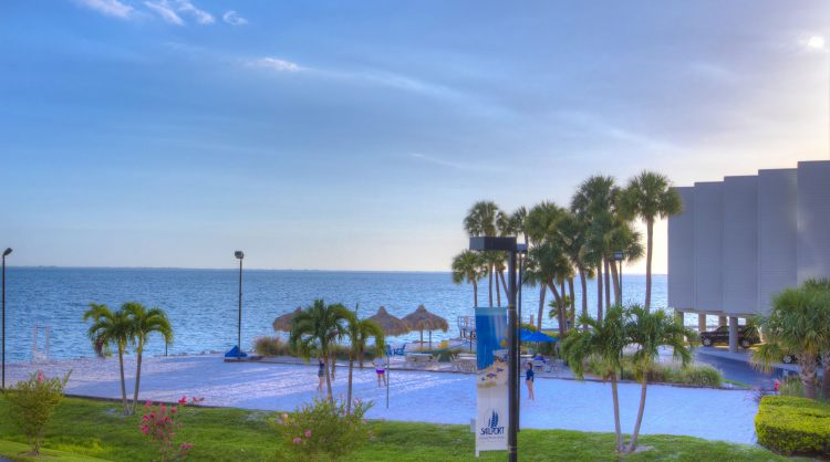 Sailport Waterfront Suites, FL 33607 near Tampa International Airport View Point 14