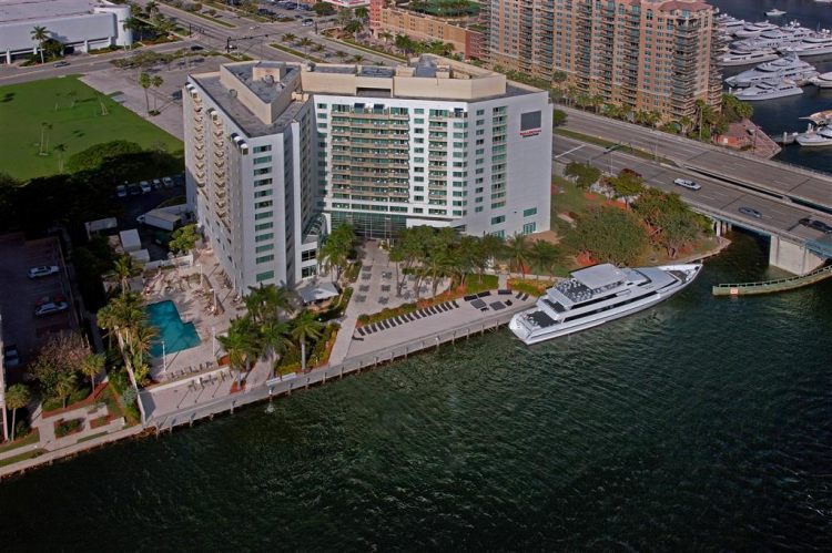 GALLERYone - a DoubleTree Suites by Hilton Hotel, FL 33304 near Fort Lauderdale-hollywood International Airport View Point 37