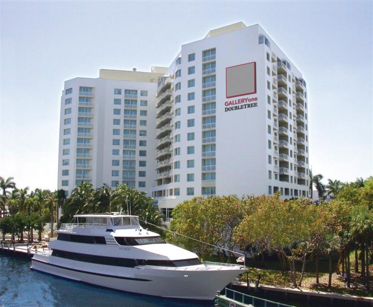 GALLERYone - a DoubleTree Suites by Hilton Hotel, FL 33304 near Fort Lauderdale-hollywood International Airport View Point 1