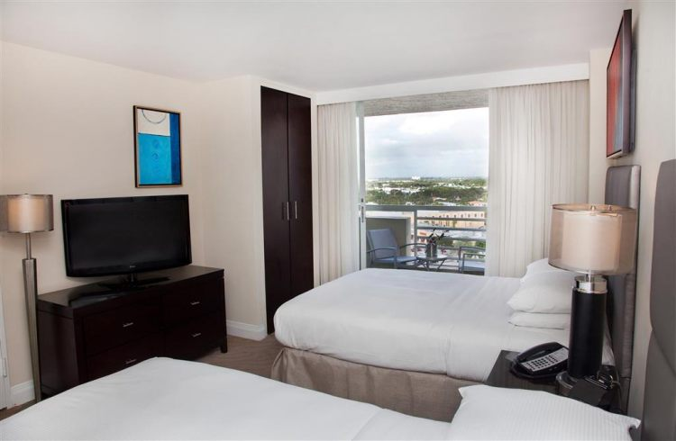 GALLERYone - a DoubleTree Suites by Hilton Hotel, FL 33304 near Fort Lauderdale-hollywood International Airport View Point 2