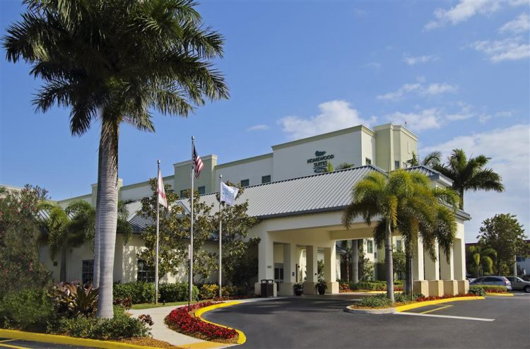 Homewood Suites by Hilton Ft.Lauderdale Airport-Cruise Port, FL 33312 near Fort Lauderdale-hollywood International Airport View Point 1