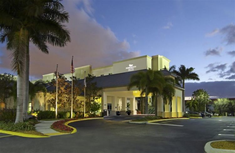 Homewood Suites by Hilton Ft.Lauderdale Airport-Cruise Port, FL 33312 near Fort Lauderdale-hollywood International Airport View Point 30
