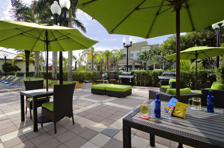 Homewood Suites by Hilton Ft.Lauderdale Airport-Cruise Port, FL 33312 near Fort Lauderdale-hollywood International Airport View Point 13