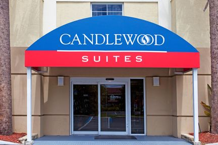 Candlewood Suites Ft. Lauderdale Airport/Cruise, FL 33315 near Fort Lauderdale-hollywood International Airport View Point 14