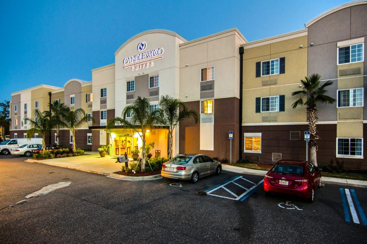 Candlewood Suites Hotel Jacksonville East Merril Road , FL 32225 near Jacksonville International Airport View Point 1