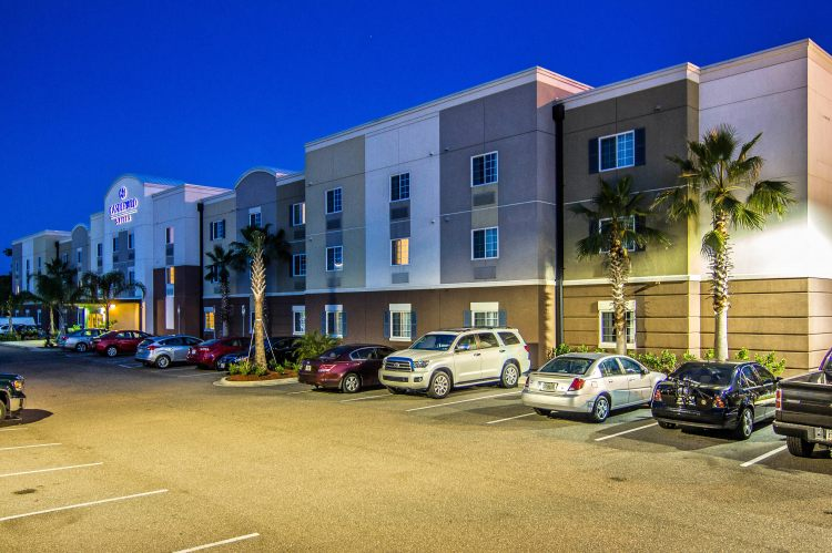 Candlewood Suites Hotel Jacksonville East Merril Road , FL 32225 near Jacksonville International Airport View Point 30