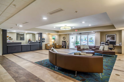 Candlewood Suites Hotel Jacksonville East Merril Road , FL 32225 near Jacksonville International Airport View Point 28