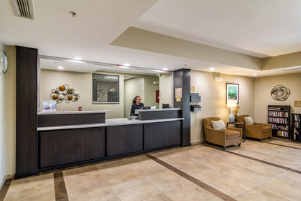 Candlewood Suites Hotel Jacksonville East Merril Road , FL 32225 near Jacksonville International Airport View Point 27