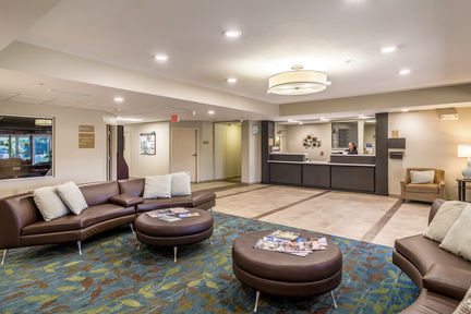 Candlewood Suites Hotel Jacksonville East Merril Road , FL 32225 near Jacksonville International Airport View Point 23