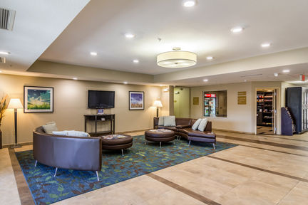 Candlewood Suites Hotel Jacksonville East Merril Road , FL 32225 near Jacksonville International Airport View Point 20