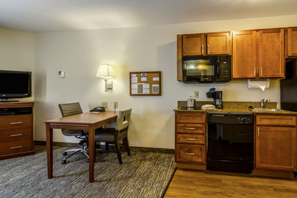 Candlewood Suites Hotel Jacksonville East Merril Road , FL 32225 near Jacksonville International Airport View Point 18