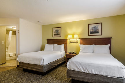 Candlewood Suites Hotel Jacksonville East Merril Road , FL 32225 near Jacksonville International Airport View Point 9